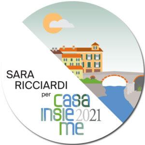Sara Ricciardi - Per Insieme per CasaInsieme 2021